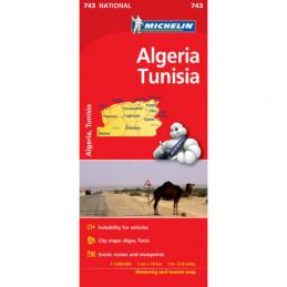 Michelin Algeria ja Tunisia...