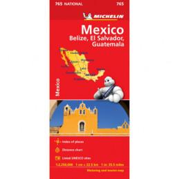 Michelin Meksiko, Belize,...