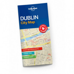 Lonely Planet Dublin...