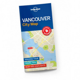 Lonely Planet Vancouver...