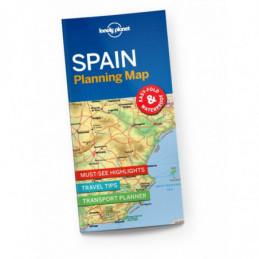 Lonely Planet Espanja...