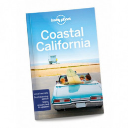 Lonely Planet Kalifornian...