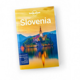 Lonely Planet Slovenia...