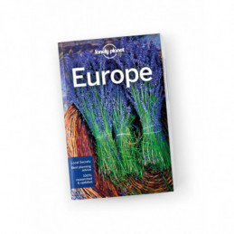 Lonely Planet Europe matkaopas