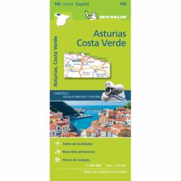 Michelin Asturias, Costa...