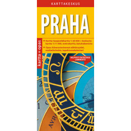Karttakeskus Praha kartta...
