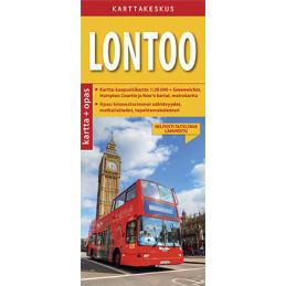 Karttakeskus Lontoo kartta...