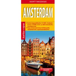 Karttakeskus Amsterdam...