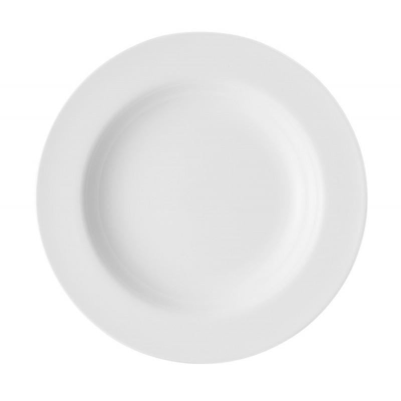 Waca valkoinen lautanen halkaisija 24,5cm