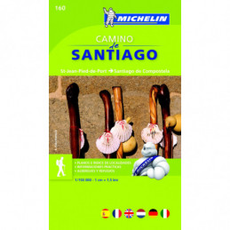 Michelin Camino de Santiago...