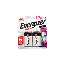 Energizer MAX 9V Paristo 1kpl