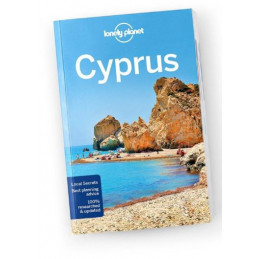 Lonely Planet Kypros matkaopas