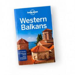 Lonely Planet Länsi-Balkan...