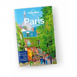 Lonely Planet Pariisi...