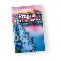 Lonely Planet Praha &...