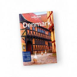 Lonely Planet Tanska matkaopas
