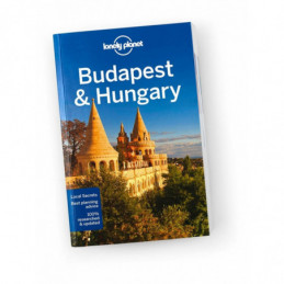 Lonely Planet Budapest &...