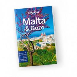 Lonely Planet Malta & Gozo...