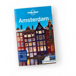 Lonely Planet Amsterdam...