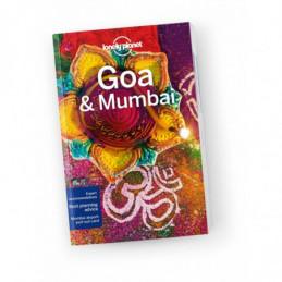 Lonely Planet Goa & Mumbai...