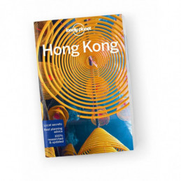 Lonely Planet Hong Kong...