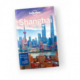 Lonely Planet Shanghai...