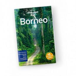 Lonely Planet Borneo matkaopas