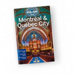 Lonely Planet Montreal &...