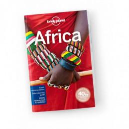 Lonely Planet Afrikka...