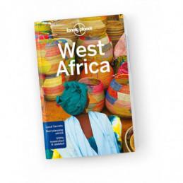Lonely Planet Länsi-Afrikka...