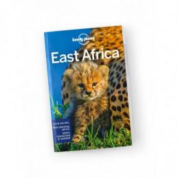 Lonely Planet Itä-Afrikka...