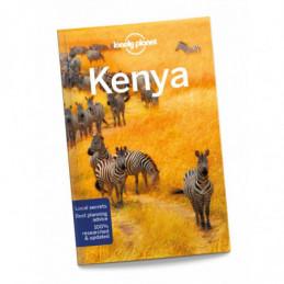 Lonely Planet Kenia matkaopas