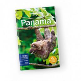 Lonely Planet Panama matkaopas