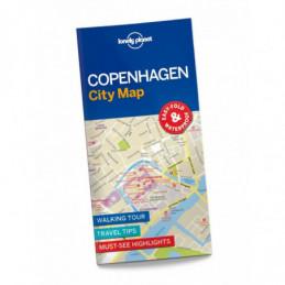 Lonely Planet Kööpenhamina...