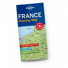 Lonely Planet Ranska...