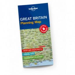 Lonely Planet Iso-Britannia...