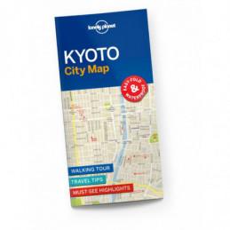 Lonely Planet Kioto...