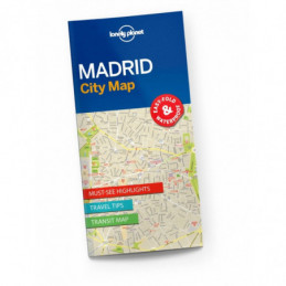 Lonely Planet Madrid...