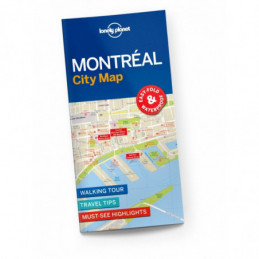Lonely Planet Montreal...