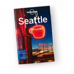Lonely Planet Seattle...