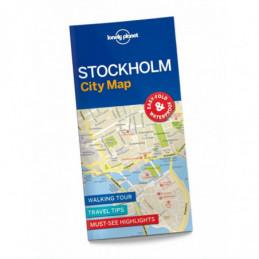 Lonely Planet Tukholma...
