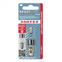 Maglite 3C/D Magnum Star II...