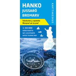 Karttakeskus Hanko Jussarö...