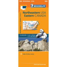 Michelin Northeastern, USA...