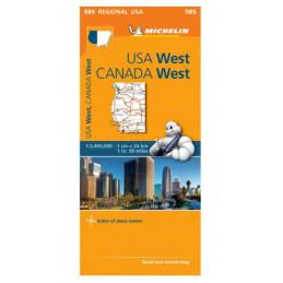Michelin USA West, Canada West