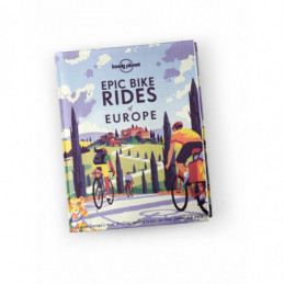 Lonely Planet pyöräilijän...