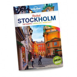Lonely Planet Stockholm...
