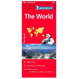 Michelin maailman kartta