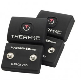 Therm-ic batteries for...