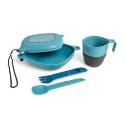 UCO mess kit 6pc, classic blue